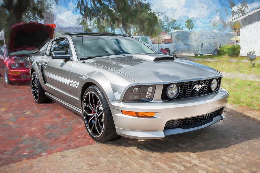 Mustang Gt California Special >> 2009 Ford Shelby Mustang Gt Cs California Special