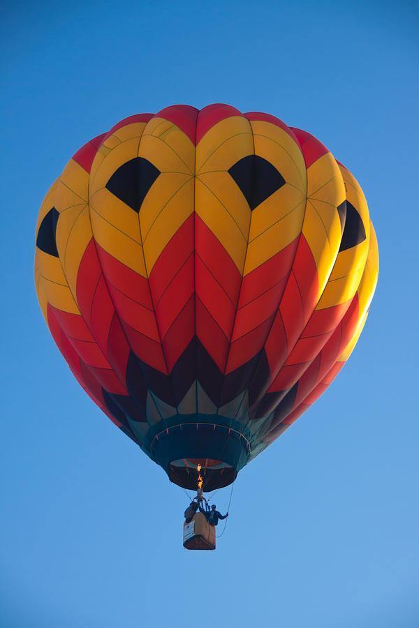 Balloon Photograph - 2010 Prosser Balloon Fest 7 by Robert  Torkomian