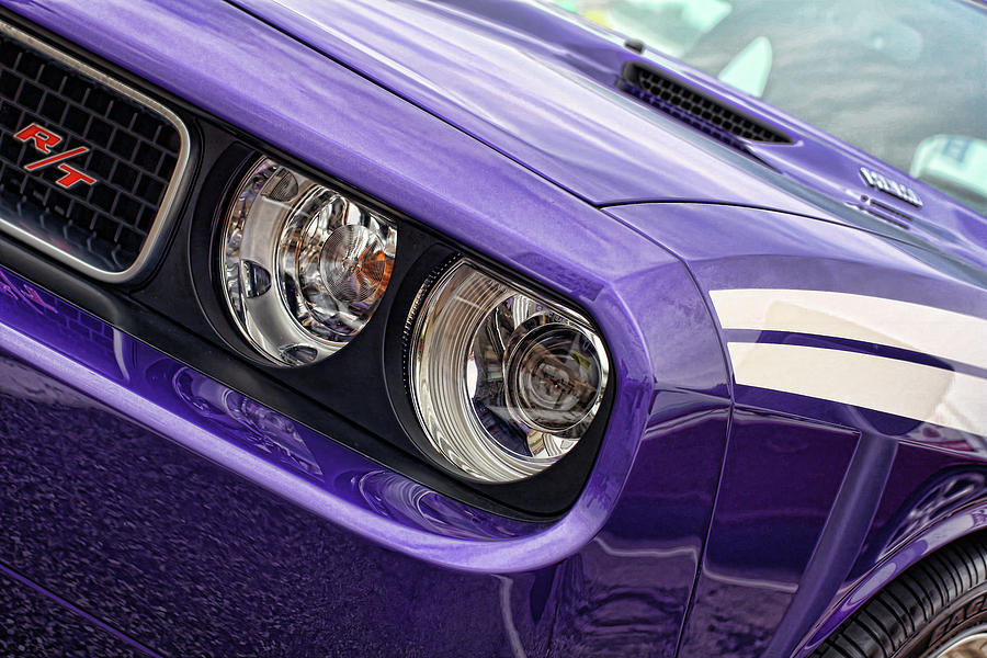 2011 Photograph - 2011 Dodge Challenger Rt by Gordon Dean II