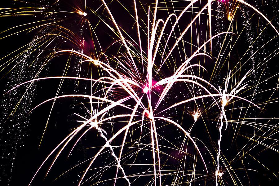 Fireworks Photograph - 2011 Fireworks by Robert  Torkomian