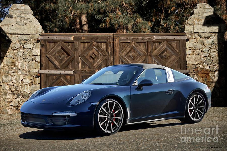 911 Targa 4S >> 2014 Porsche 911 Targa 4s I 2014