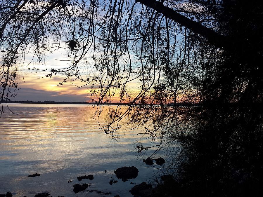 Landscape Landscape Seascape Sunset Photograph - 2014-36 by Bruce Kessler
