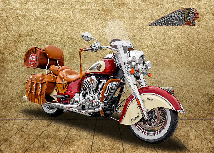 indian chief motorcycle benz frank photograph vehicle 16th uploaded june which