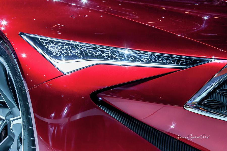 2016 Acura Precision Concept Car by Joann Copeland-Paul