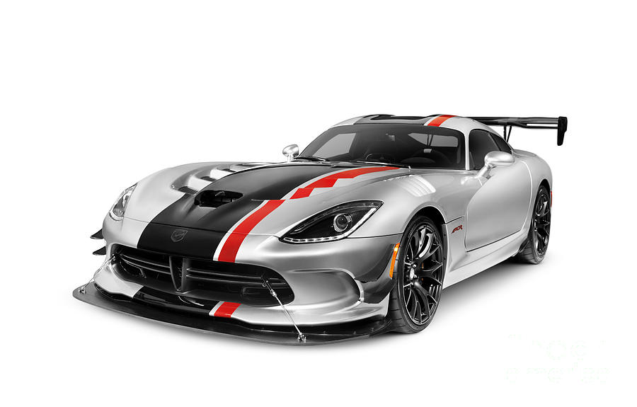 2016 Dodge Viper Acr Sports Car Photograph By Oleksiy