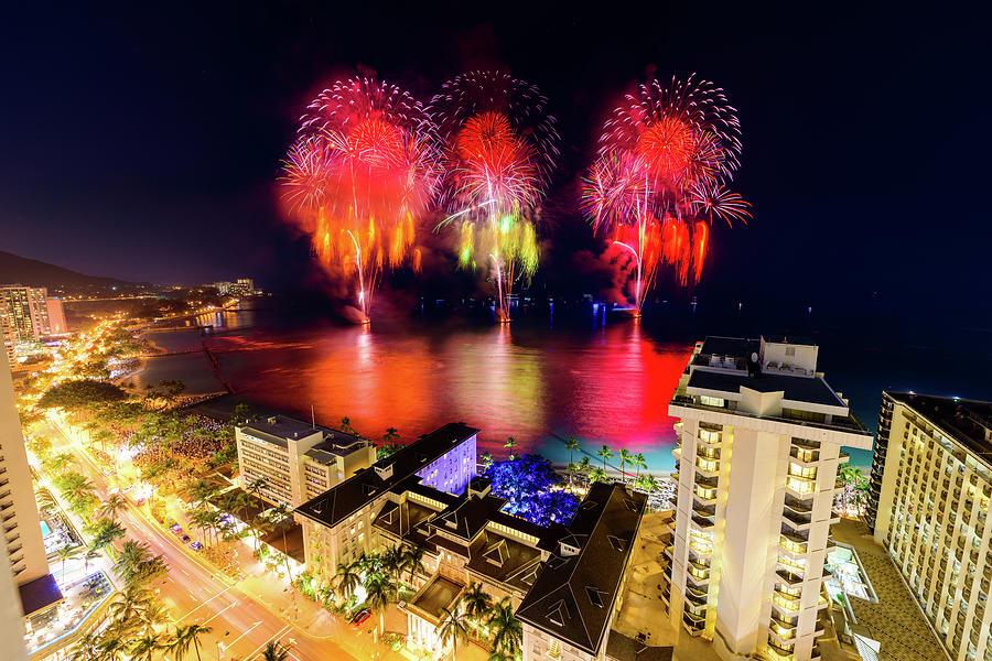 2017 Nagaoka Fireworks 40 by Jason Chu