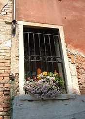 Italy Photograph - Italian Window by Stephanie Elenbaas