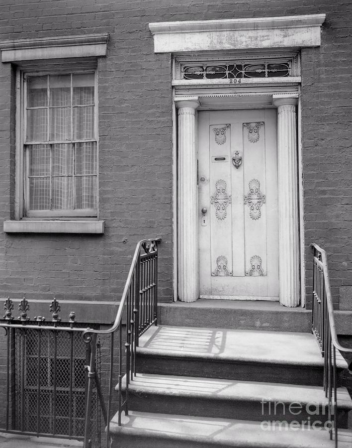 Manhattan Photograph - 204 West 13th Street by Lionel F Stevenson
