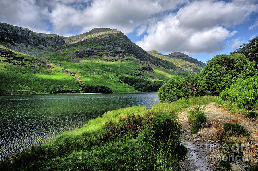 Buttermere Photograph - Buttermere by Nichola Denny