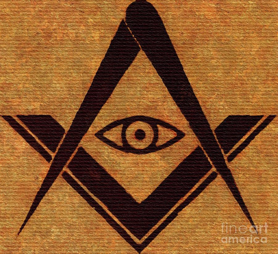 freemason masonic symbols painting by pierre blanchard