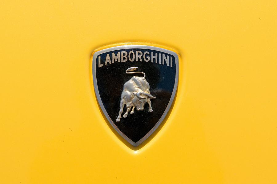 Lamborghini Logo Digital Art By Lamborghini Logo