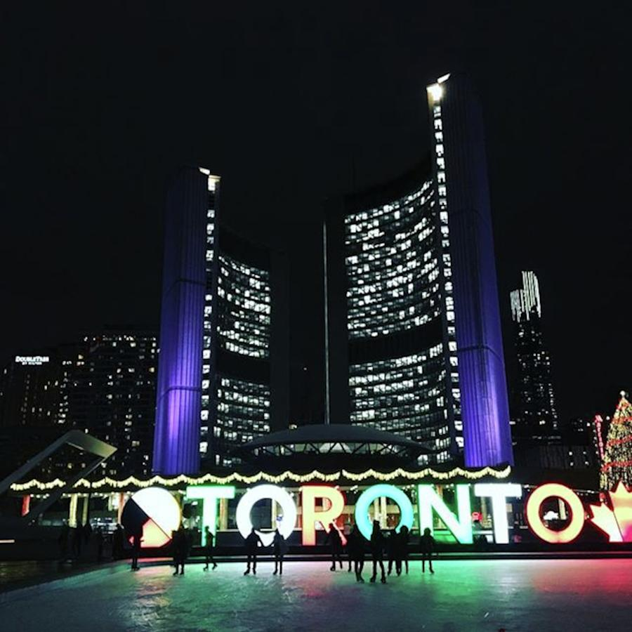Toronto Photograph - Instagram Photo by Yuki Tokita