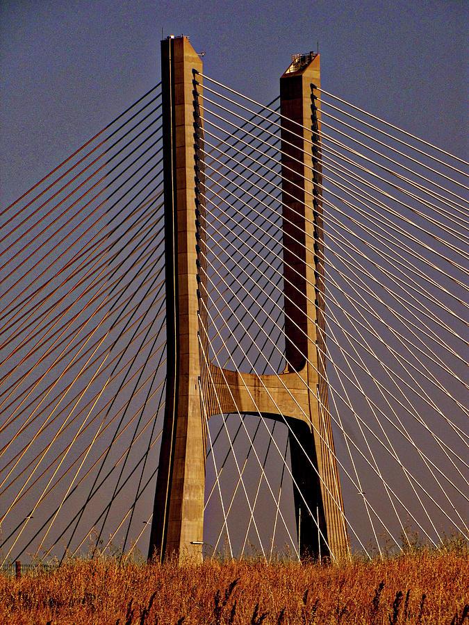 Lisbon Portugal Photograph - Lisbon Portugal by Paul James Bannerman