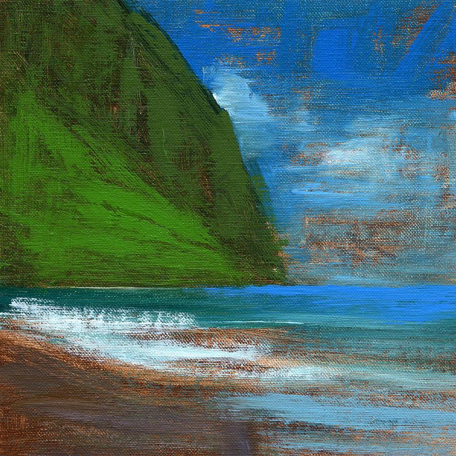 Ocean Painting - Rcnpaintings.com by Chris N Rohrbach