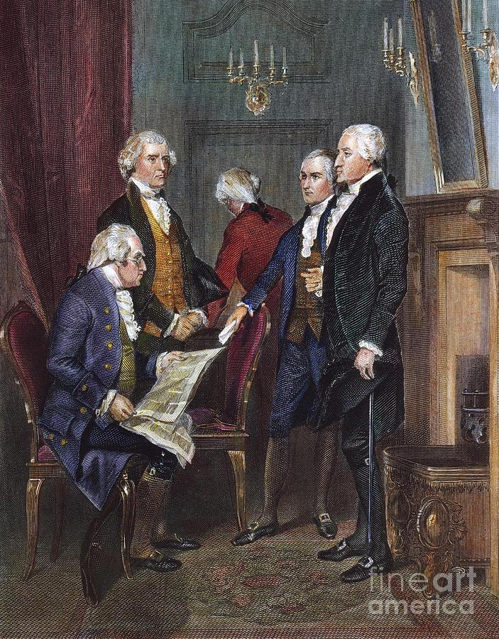 1790s Photograph - George Washington by Granger