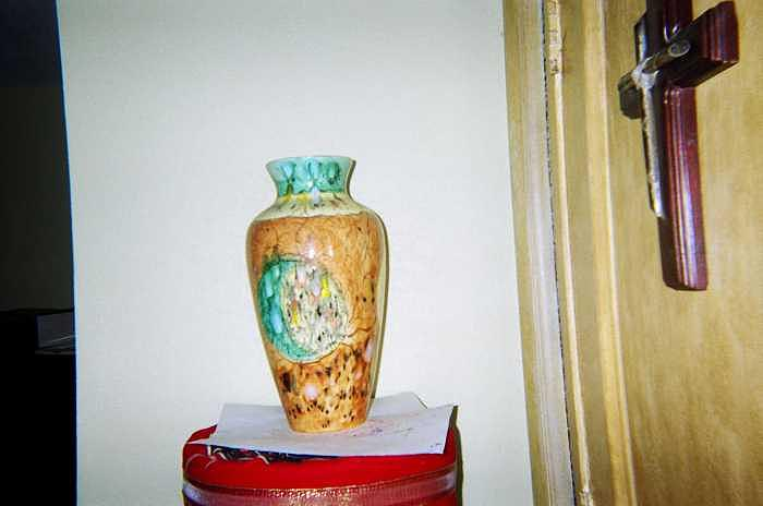 Intepretacion Libre Ceramic Art by Enrique Gonzalez
