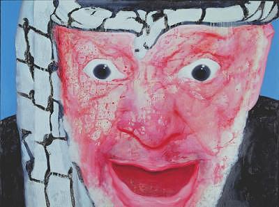 Comrades-1 Painting by Han Jianyu
