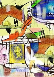 25b Digital Art by Emilio B Campo- Diaz