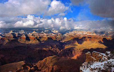 Grand Canyon  Arizona Photograph by Tom Narwid