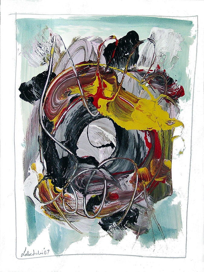 Oil Painting - 2742  18x24 by Annette Labedzki