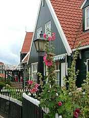 Marken Photograph - A Dutch Home by Stephanie Elenbaas