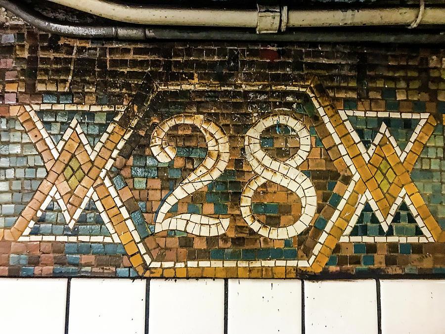 28th Street Photograph - 28th Street by Joseph Yarbrough