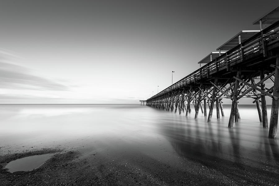 2nd ave Pier Sunset by Ivo Kerssemakers