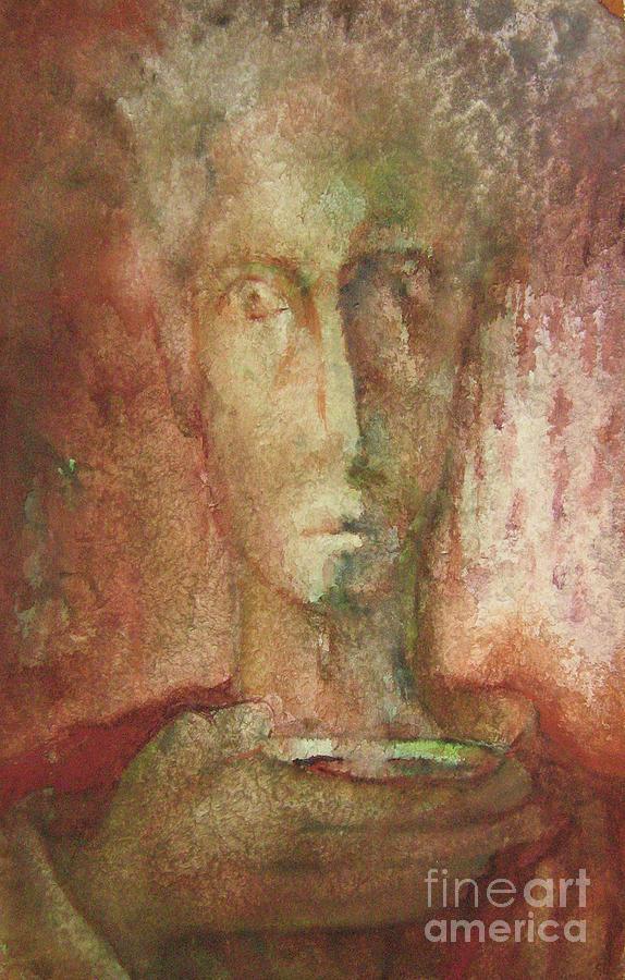 ... Painting by Milush Mitushev