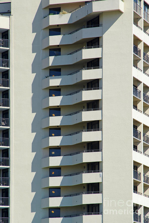 Architecture Photograph - Abstract Architecture by Craig McCausland