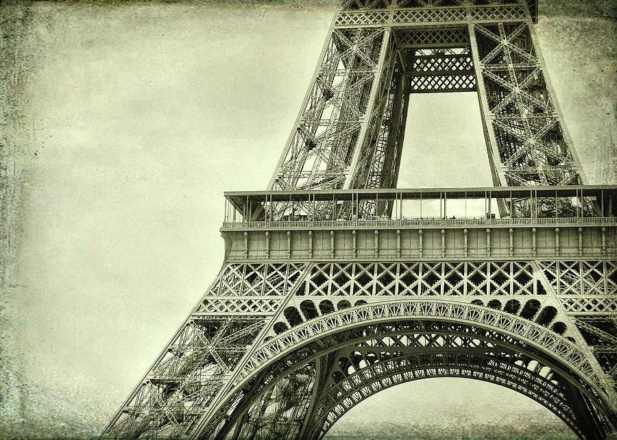 Paris Photograph - Altitude 95 by JAMART Photography