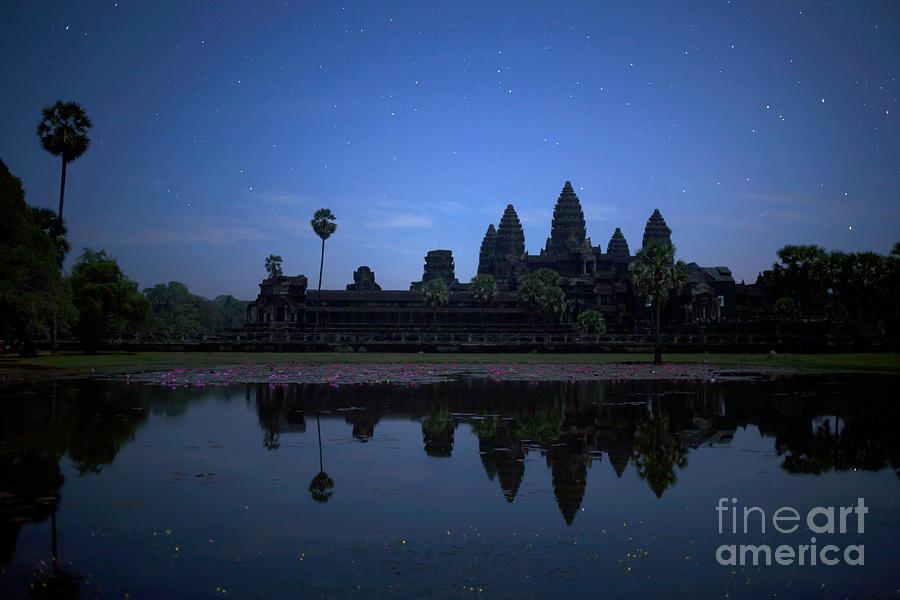 Cambodia Photograph - Angkor Wat by Stefano SmallBoy Tomassetti - Photodreamer