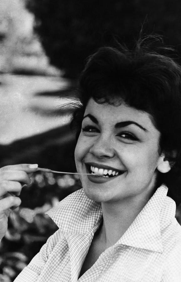 1960s Candids Photograph - Annette Funicello, 1961 by Everett