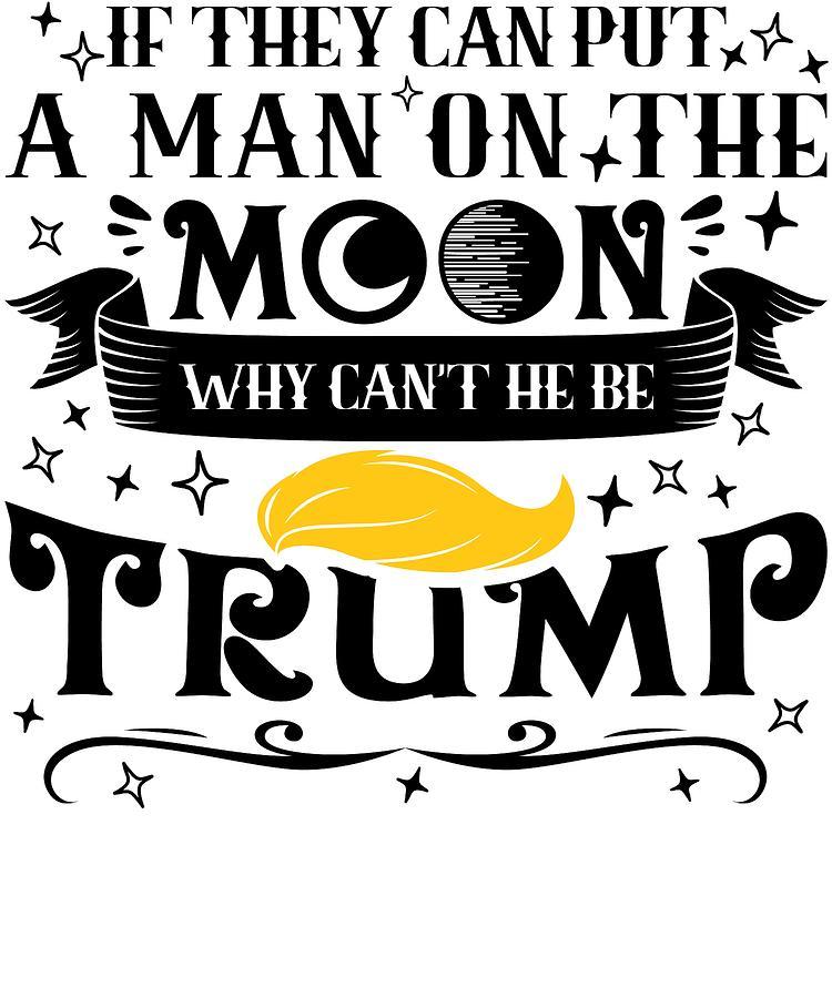 Trump Digital Art - Anti Trump Impeach The President Vote For Dems Light by Nikita Goel