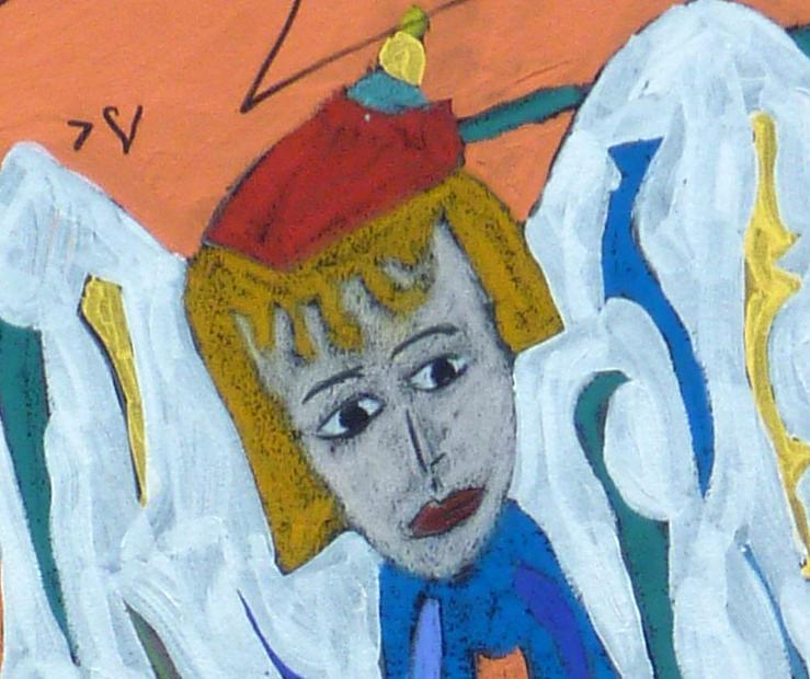 Archangel Raziel by Clarity Artists