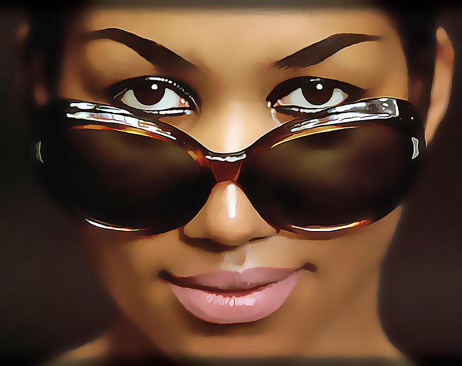 Aretha Franklin Mixed Media - Aretha Franklin by Marvin Blaine