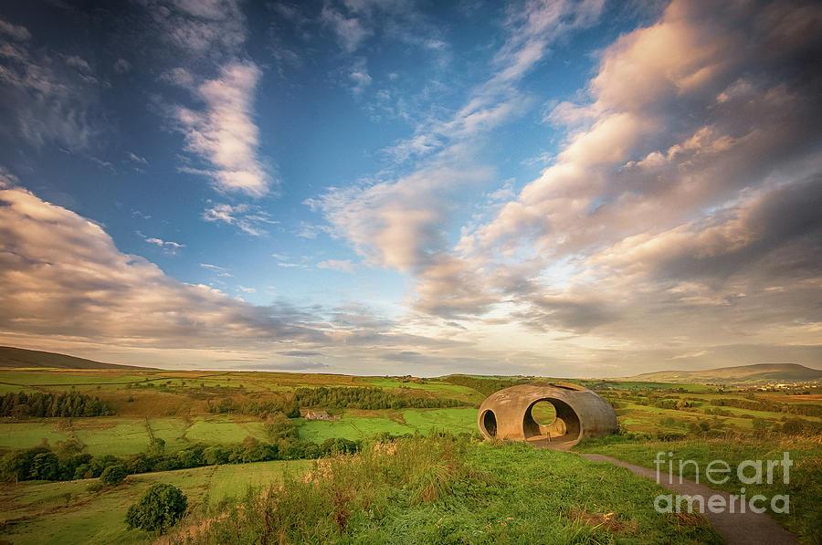 Atom Panopticon, Wycoller, Colne, Lancashire, Uk Photograph