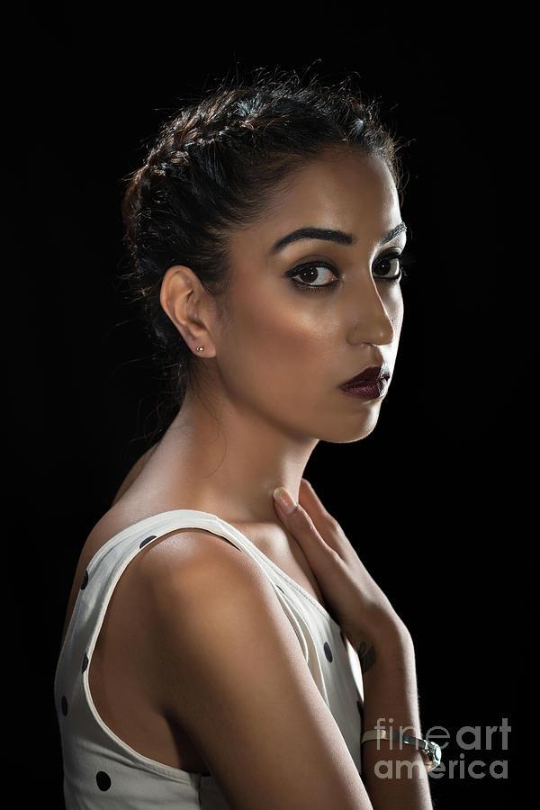 Woman Photograph - Beauty Portrait by Amanda Elwell