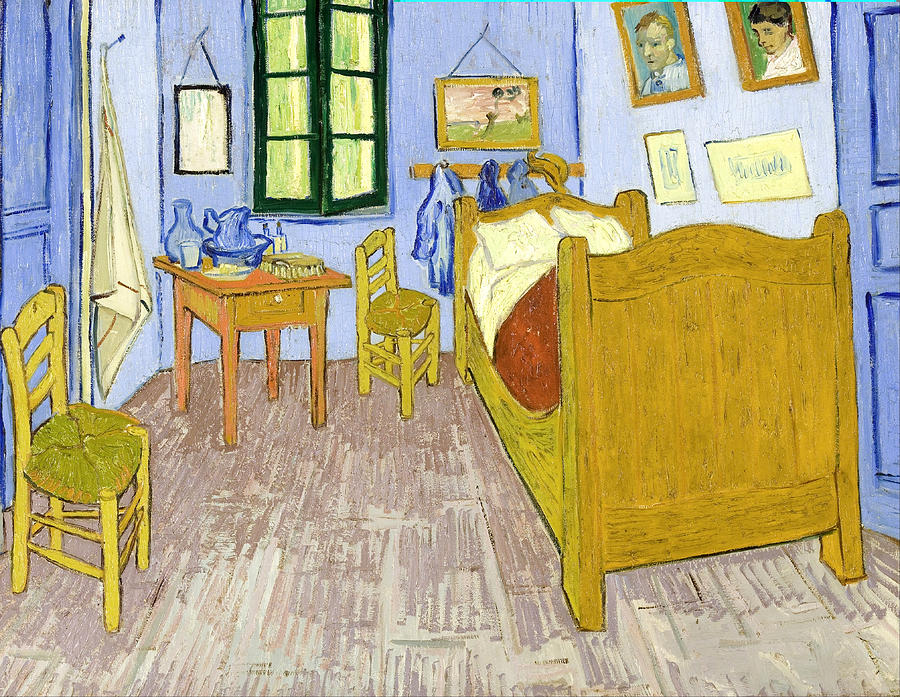 Image result for the yellow room van gogh
