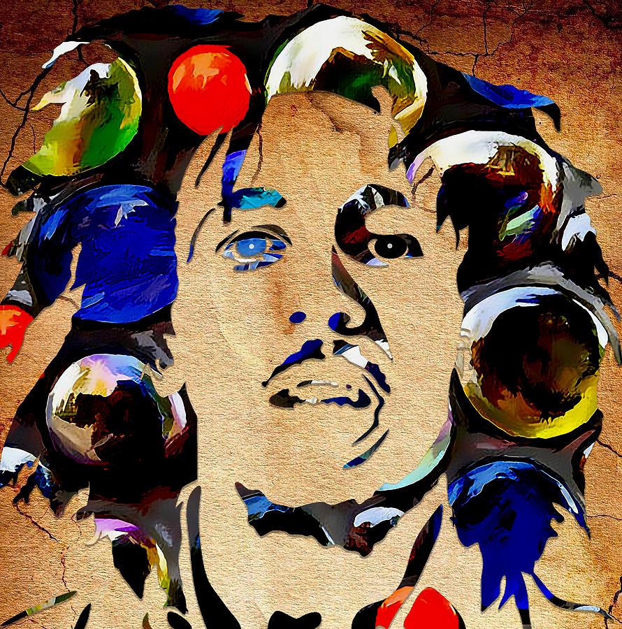 Bob Marley Art Photograph by Love Art