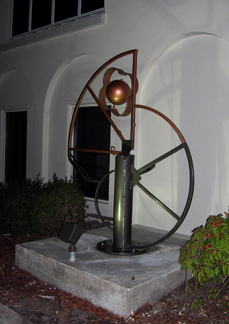 Sculpture Sculpture - Chambered Nautilus by Richard W Beau Lieu