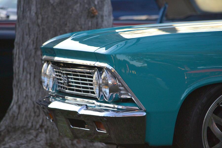 Chevy Photograph by Dean Ferreira