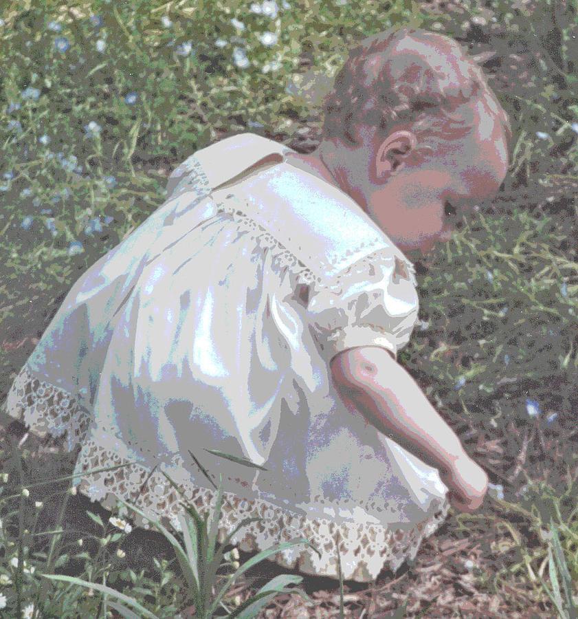 Children Photograph - Children Series by Ginger Geftakys