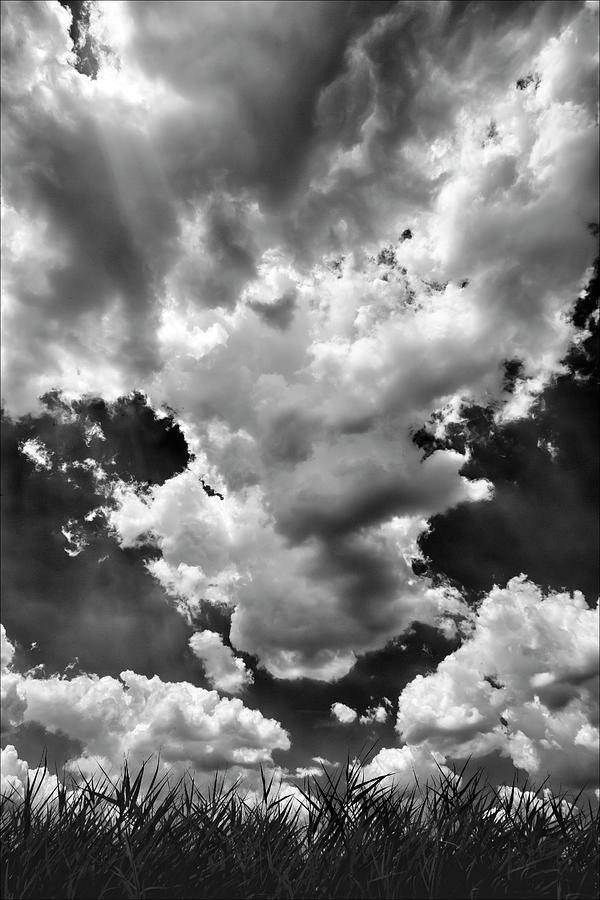 Clouds Photograph - Clouds by Robert Ullmann