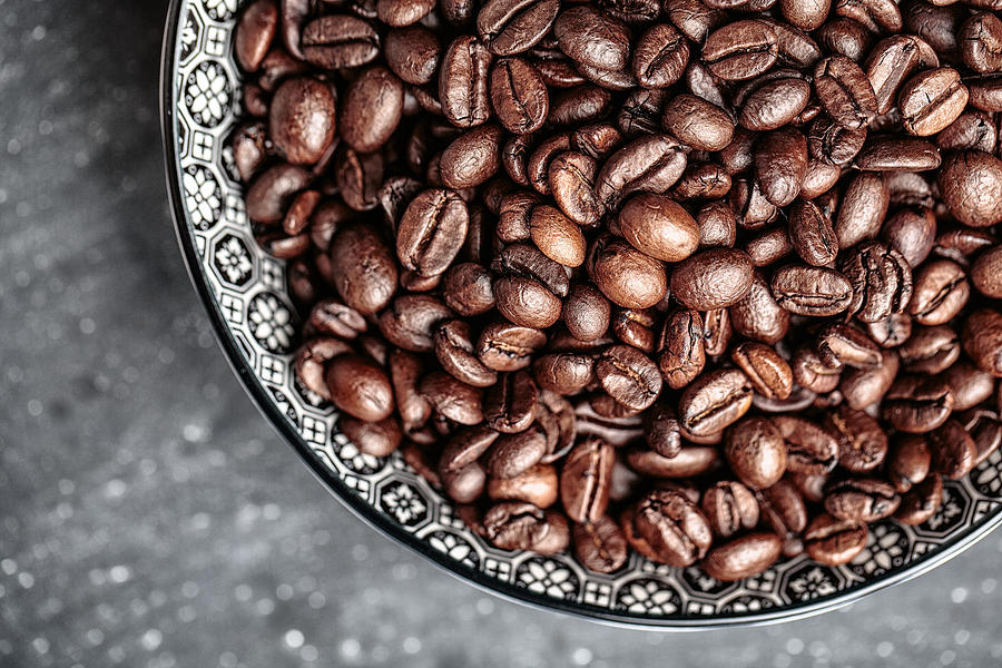 Coffee Photograph - Coffee by Nailia Schwarz