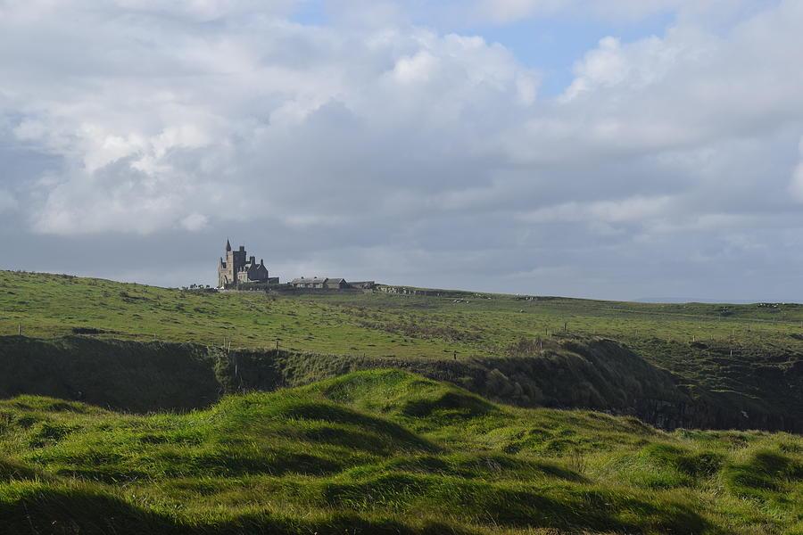 Classiebawn Castle by Curtis Krusie