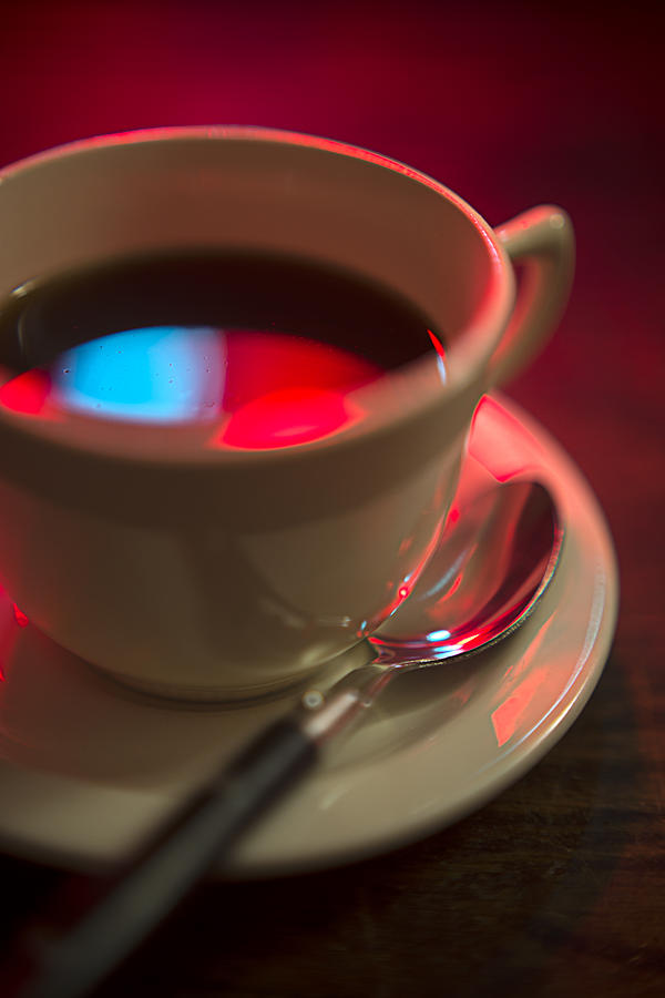 Coffee Christmas Morning.Cup Of Coffee Christmas Morning By Donald Erickson