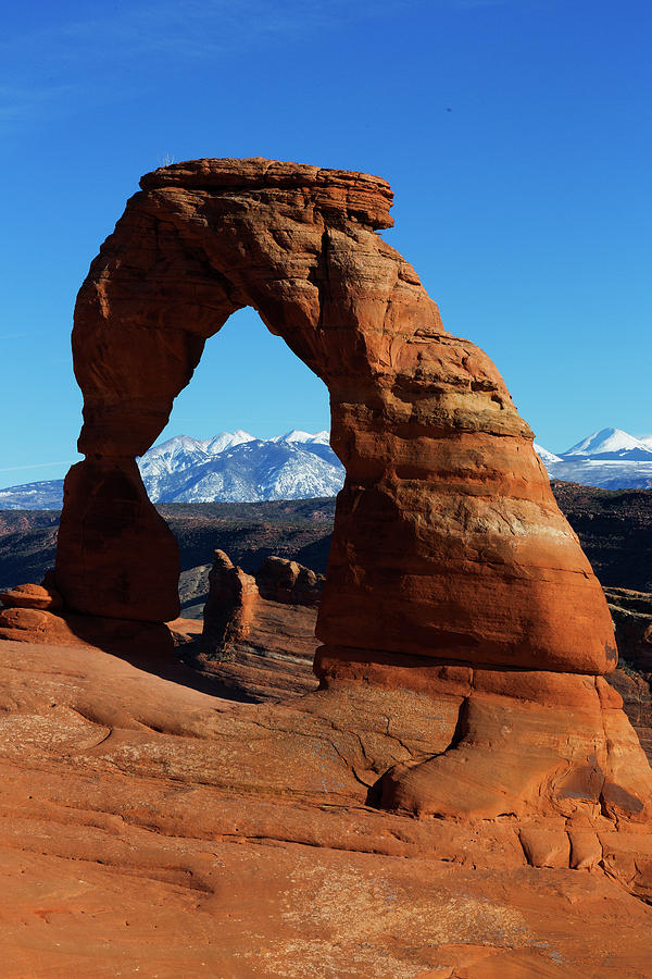 File:Delicate Arch, Arches National Park, Moab, Utah