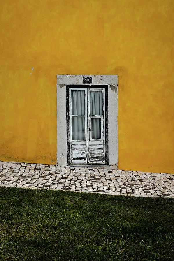 Antique Door Photograph - Door No 4 by Marco Oliveira