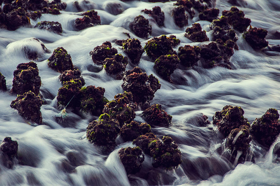 Water Photograph - Flowing Water by Dylan Gage