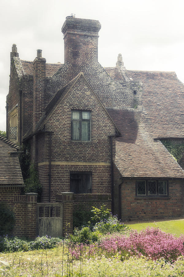Cottage Photograph - English Cottage by Joana Kruse